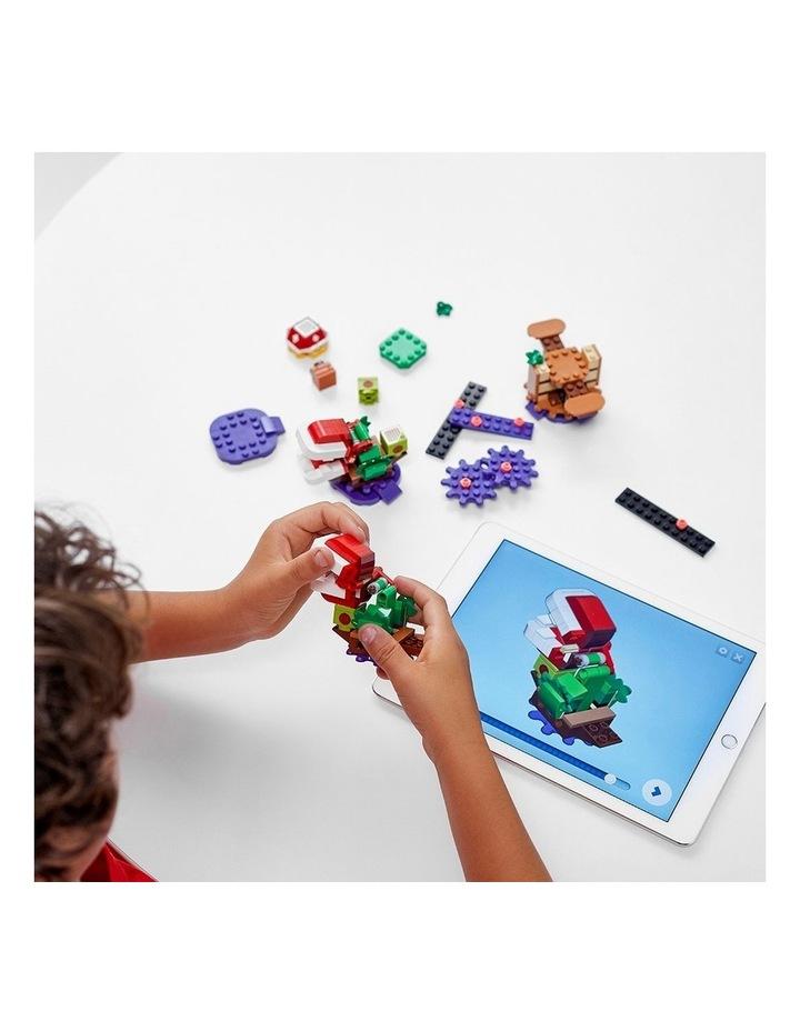 Super Mario Piranha Plant Puzzling Challenge Expansion Set 71382 image 5