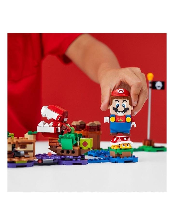 Super Mario Piranha Plant Puzzling Challenge Expansion Set 71382 image 6