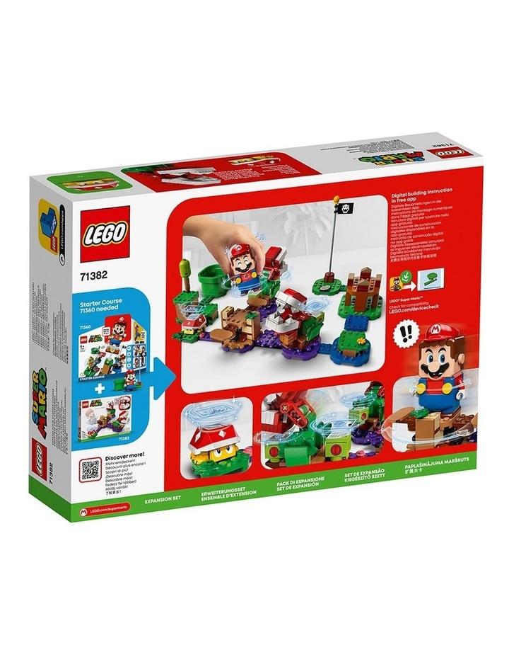 Super Mario Piranha Plant Puzzling Challenge Expansion Set 71382 image 7