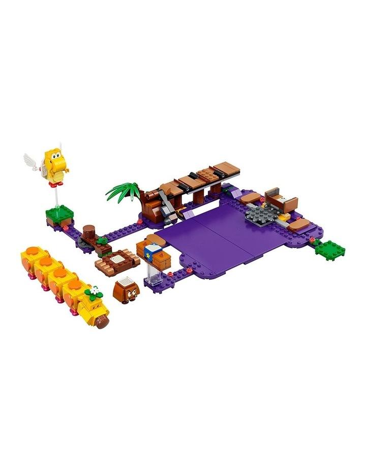 Super Mario Wiggler's Poison Swamp Expansion Set 71383 image 2