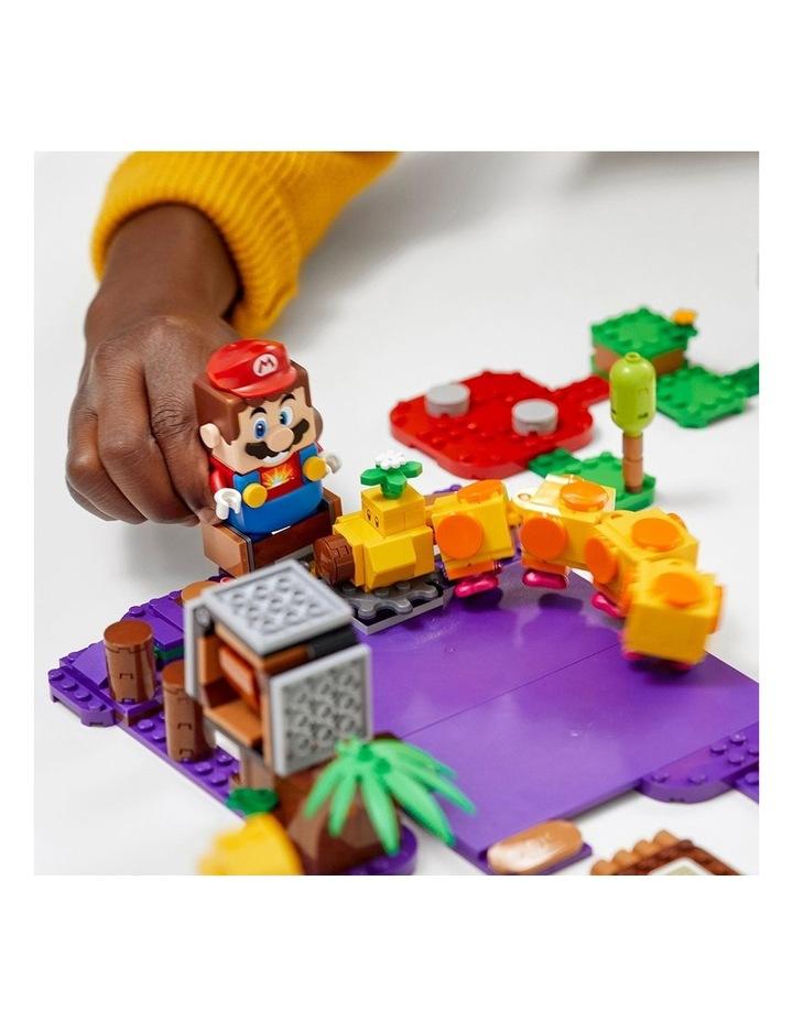 Super Mario Wiggler's Poison Swamp Expansion Set 71383 image 4