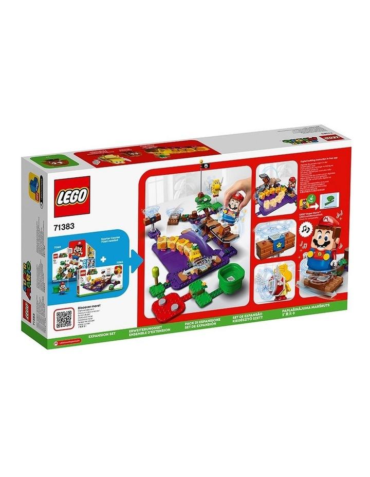 Super Mario Wiggler's Poison Swamp Expansion Set 71383 image 7