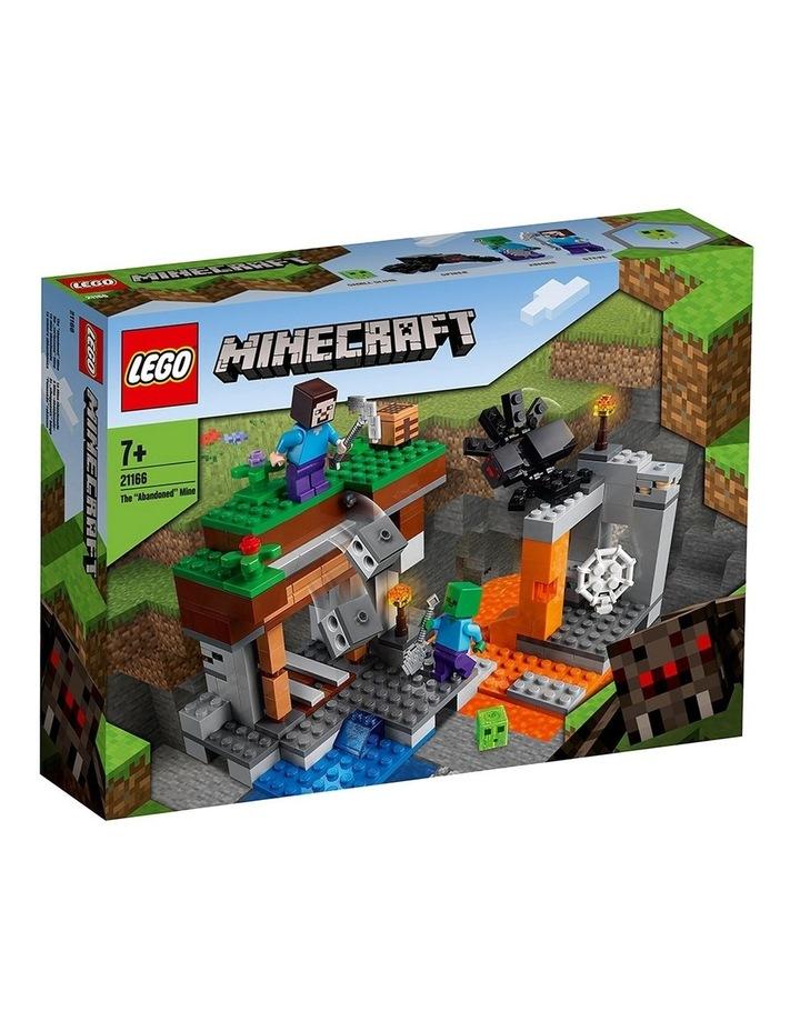 """Minecraft The """"Abandoned"""" Mine 21166 image 1"""