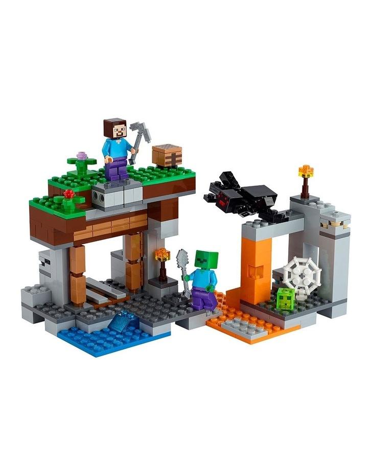"""Minecraft The """"Abandoned"""" Mine 21166 image 2"""