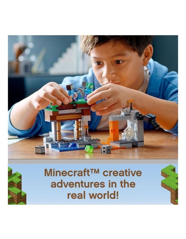"""Minecraft The """"Abandoned"""" Mine 21166 image 3"""