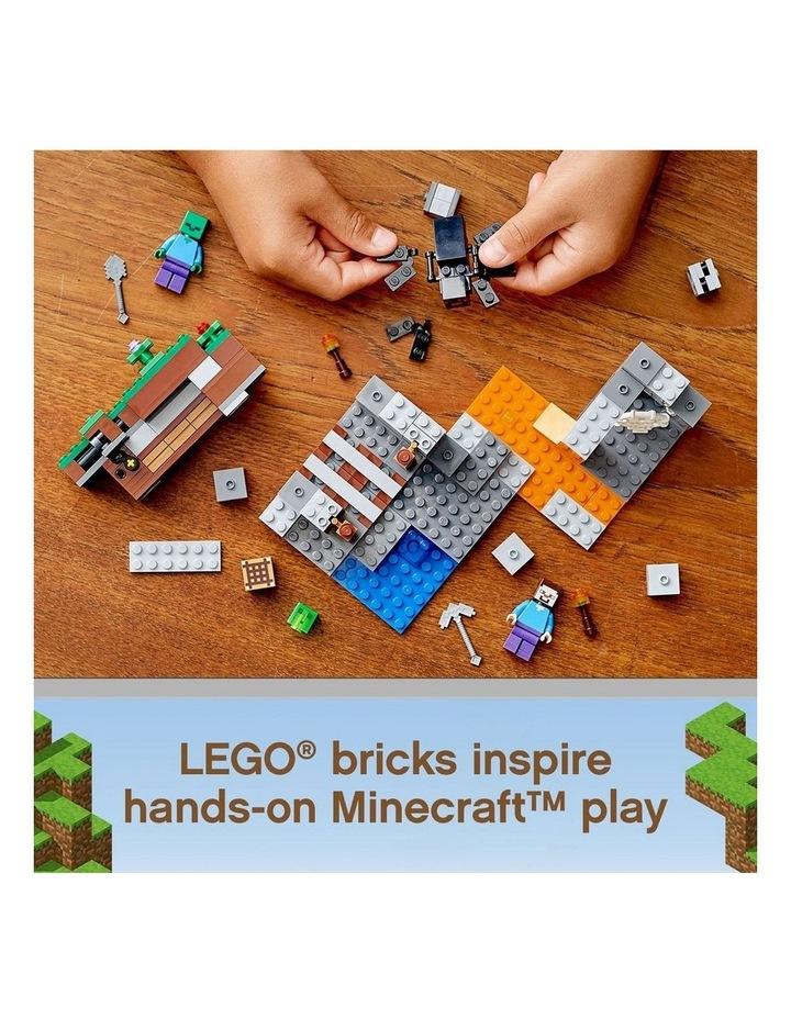 """Minecraft The """"Abandoned"""" Mine 21166 image 4"""