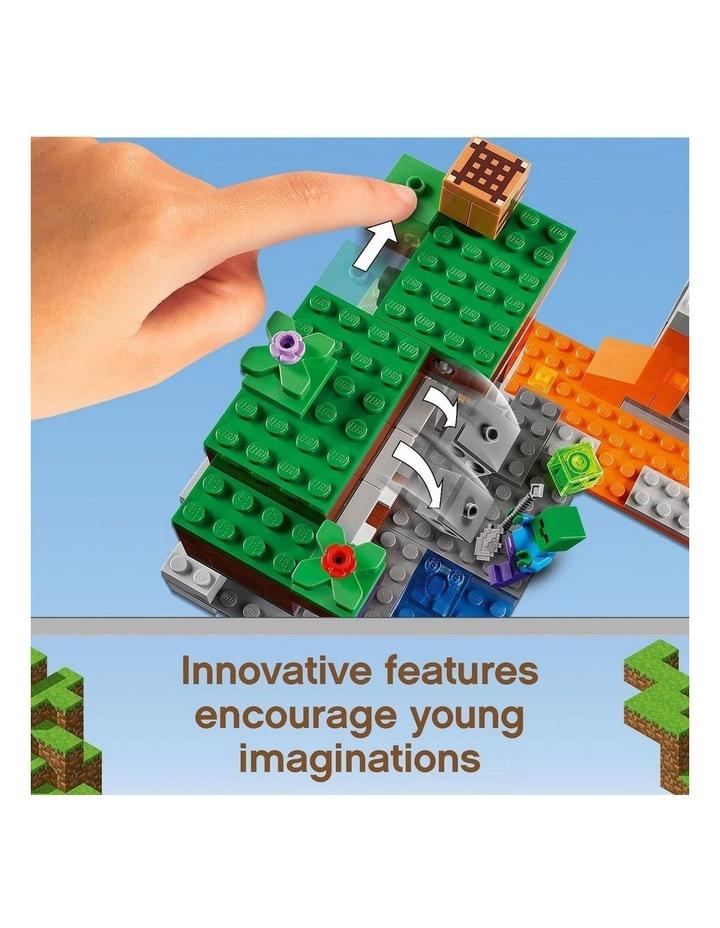 """Minecraft The """"Abandoned"""" Mine 21166 image 5"""