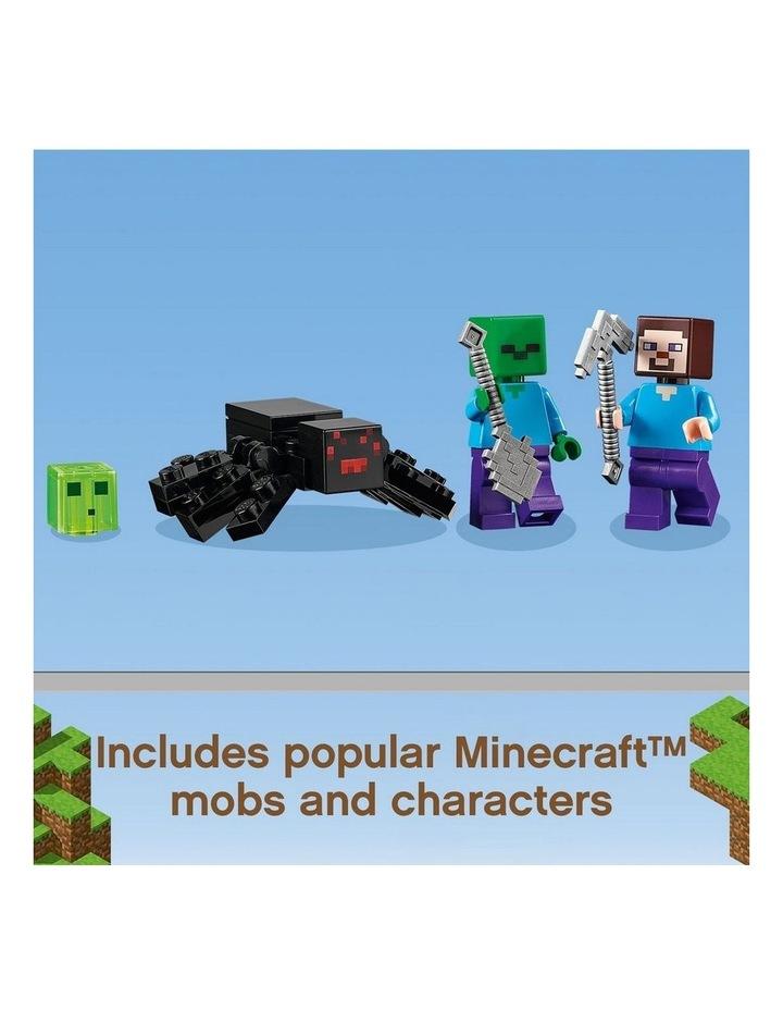 """Minecraft The """"Abandoned"""" Mine 21166 image 6"""
