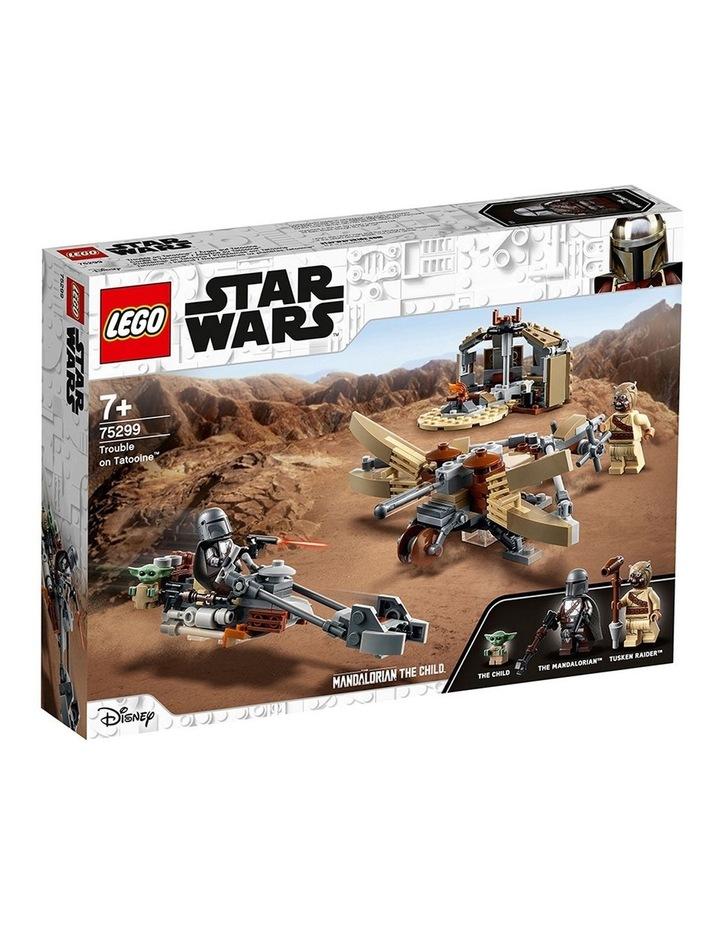 Star Wars Trouble on Tatooine 75299 image 1