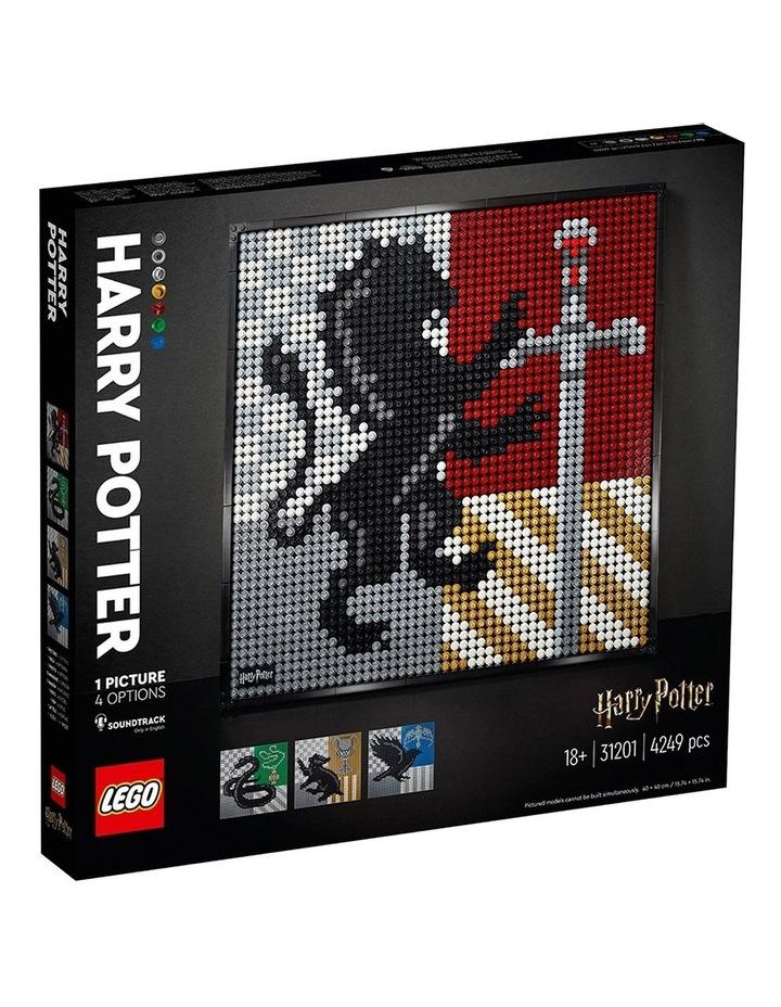 ART Harry Potter Hogwarts Crests 31201 image 1