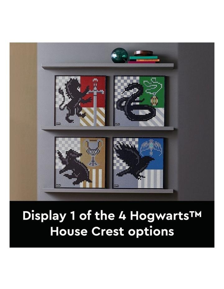 ART Harry Potter Hogwarts Crests 31201 image 3