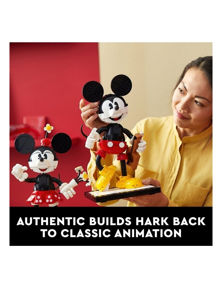 Disney Mickey Mouse & Minnie Mouse Buildable Characters 43179 image 5