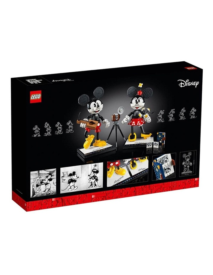 Disney Mickey Mouse & Minnie Mouse Buildable Characters 43179 image 7