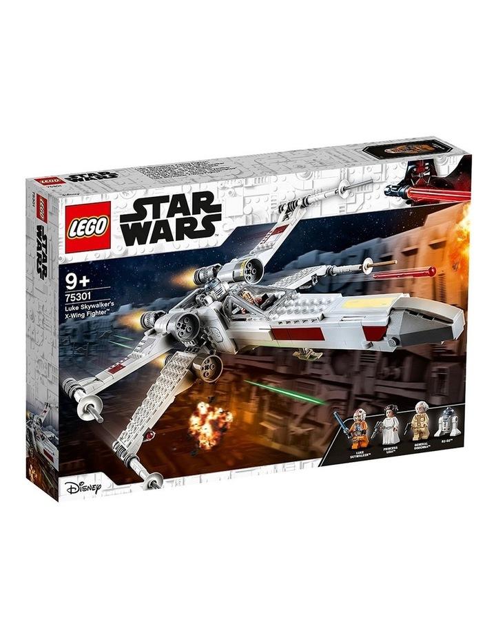 Star Wars Luke Skywalker's X-Wing Fighter 75301 image 1
