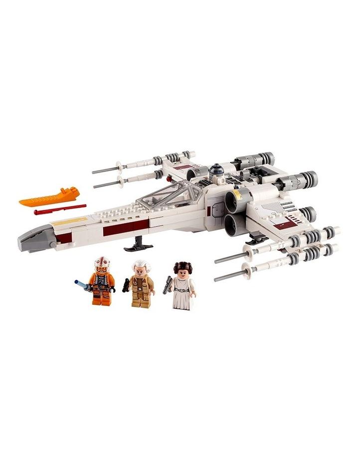 Star Wars Luke Skywalker's X-Wing Fighter 75301 image 2