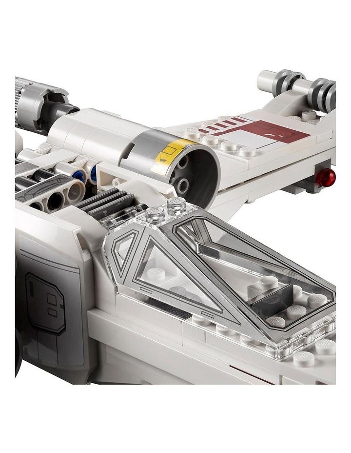 Star Wars Luke Skywalker's X-Wing Fighter 75301 image 3