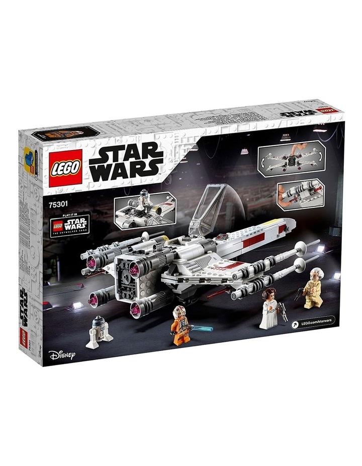 Star Wars Luke Skywalker's X-Wing Fighter 75301 image 7