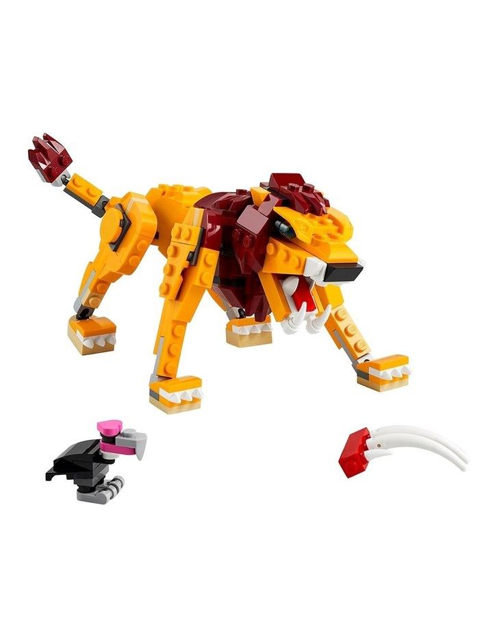 Creator 3in1 Wild Lion 31112 image 2