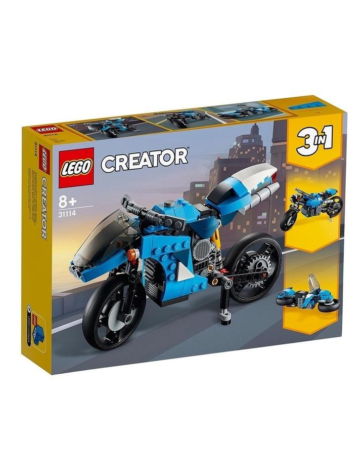 Creator 3in1 Superbike 31114 image 1