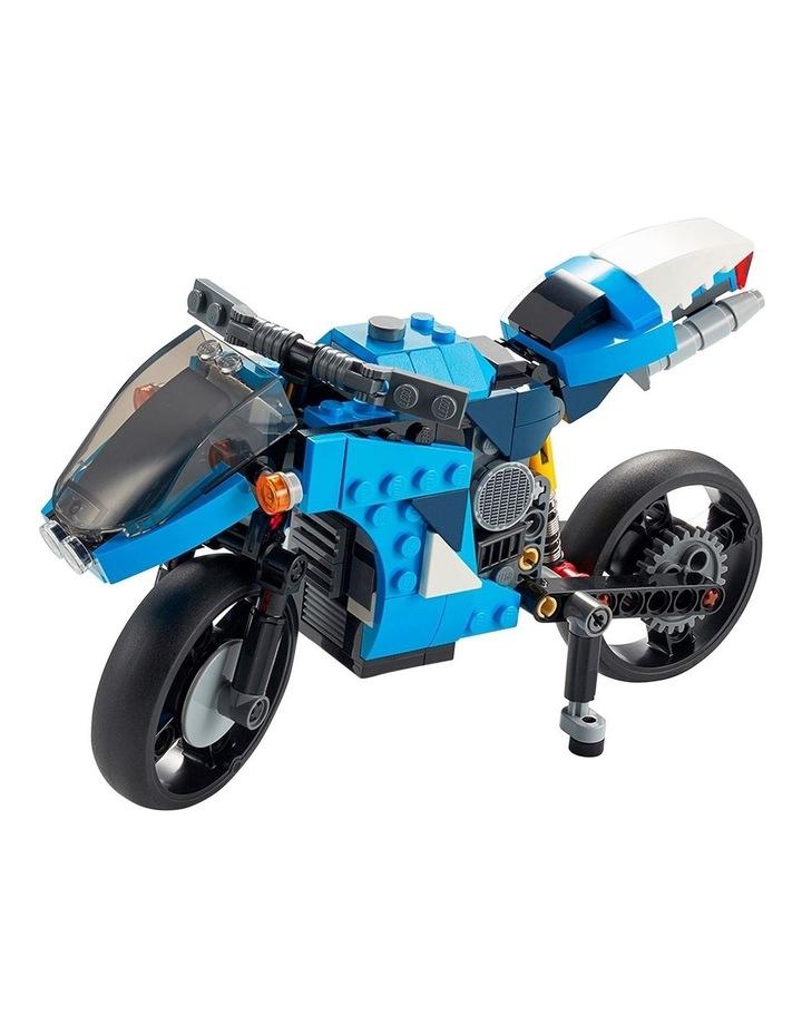 Creator 3in1 Superbike 31114 image 2