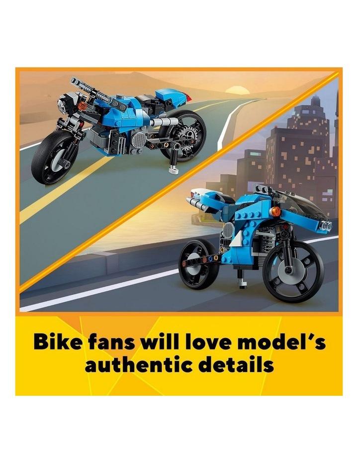Creator 3in1 Superbike 31114 image 6