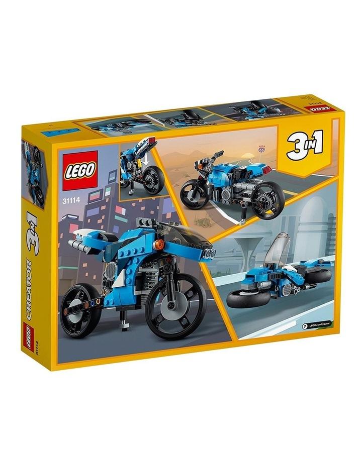 Creator 3in1 Superbike 31114 image 7