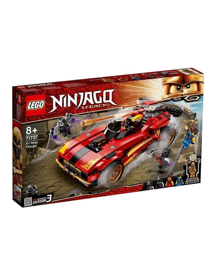 Ninjago X-1 Ninja Charger 71737 image 1