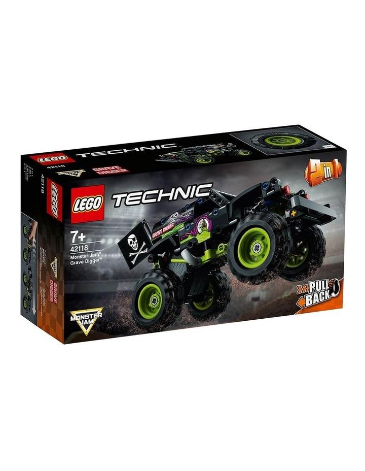 Technic Monster Jam Grave Digger 42118 image 1