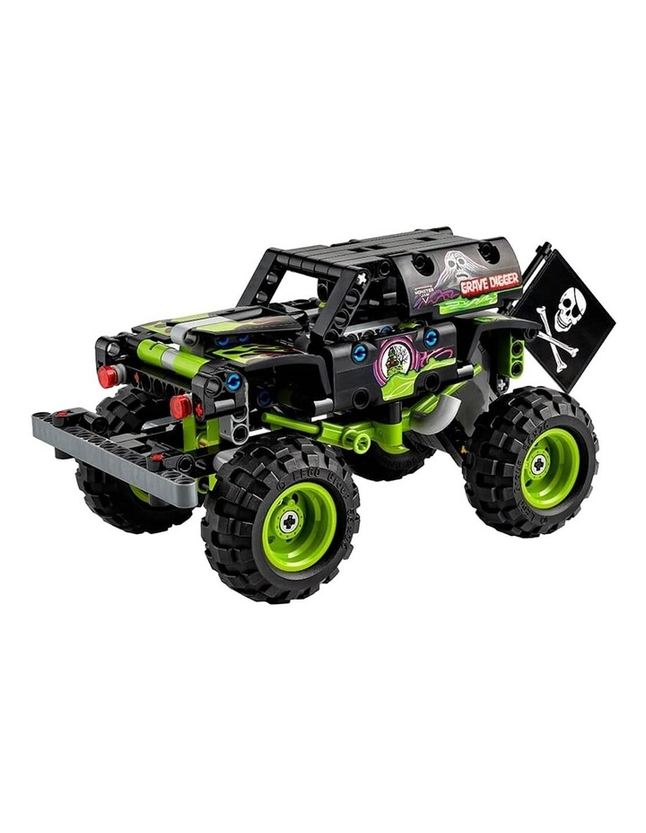 Technic Monster Jam Grave Digger 42118 image 2