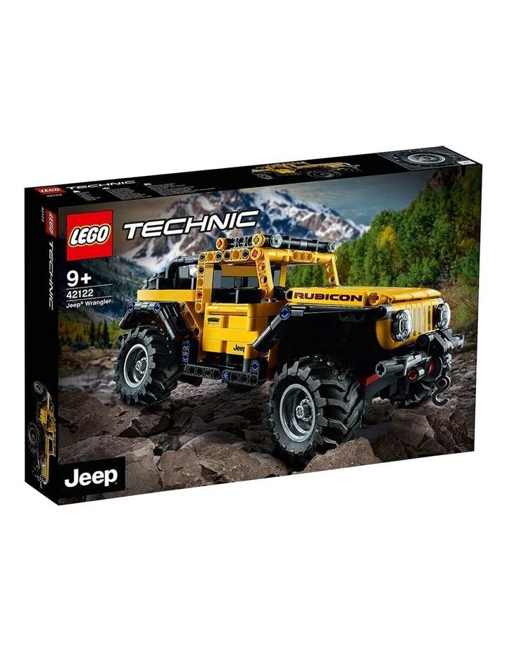 Technic Jeep Wrangler 42122 image 1