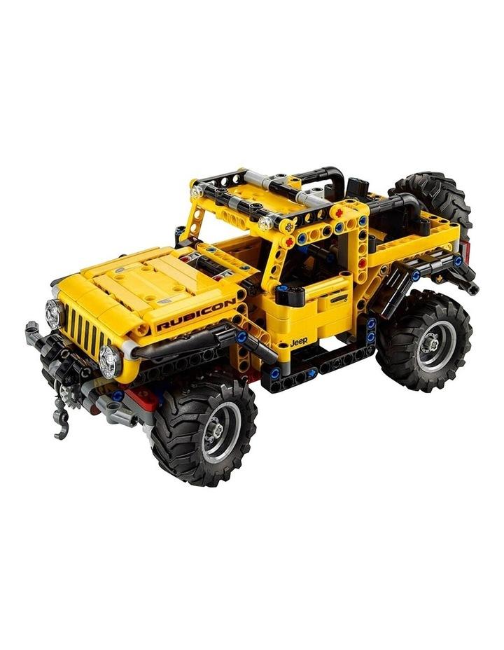 Technic Jeep Wrangler 42122 image 2