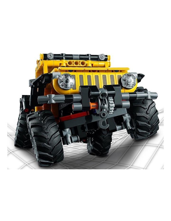Technic Jeep Wrangler 42122 image 3