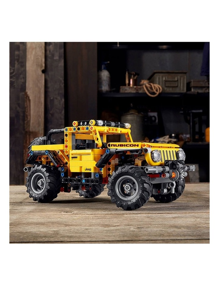 Technic Jeep Wrangler 42122 image 4