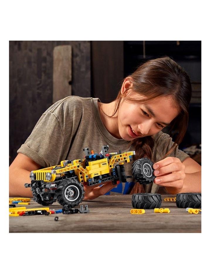 Technic Jeep Wrangler 42122 image 5