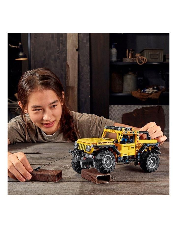 Technic Jeep Wrangler 42122 image 6