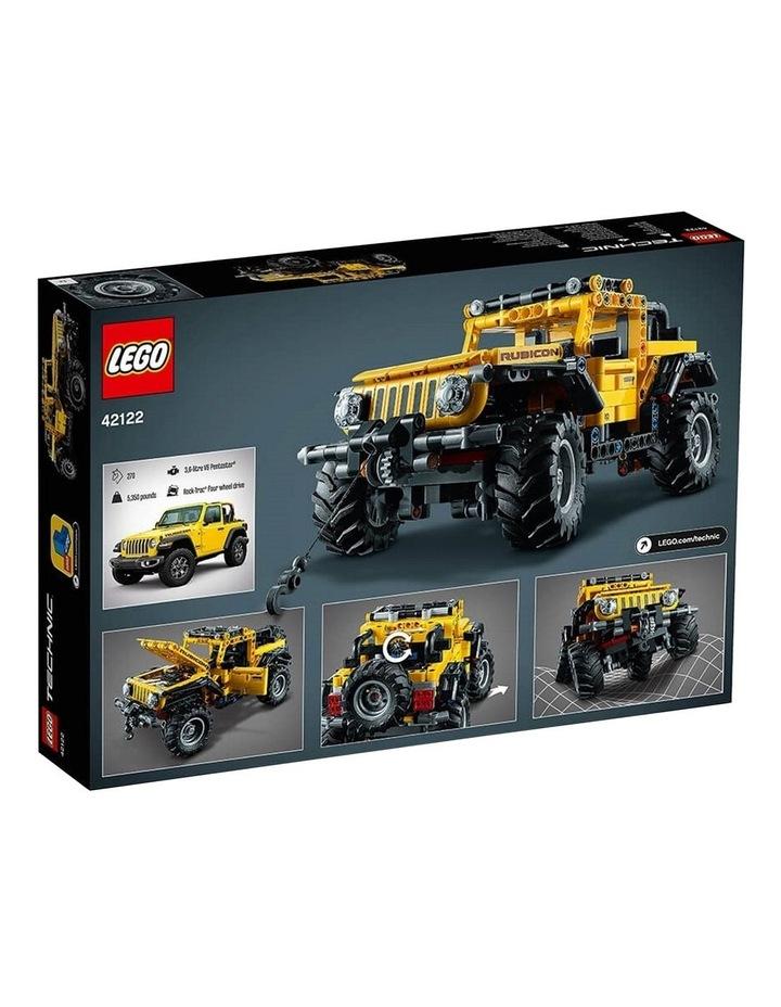 Technic Jeep Wrangler 42122 image 7