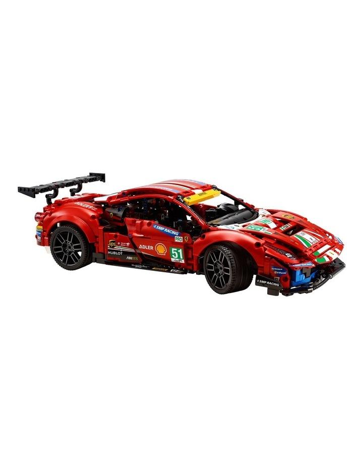 Technic Ferrari 488 GTE AF Corse #51 42125 image 2