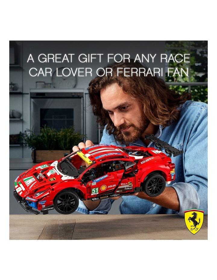 Technic Ferrari 488 GTE AF Corse #51 42125 image 3
