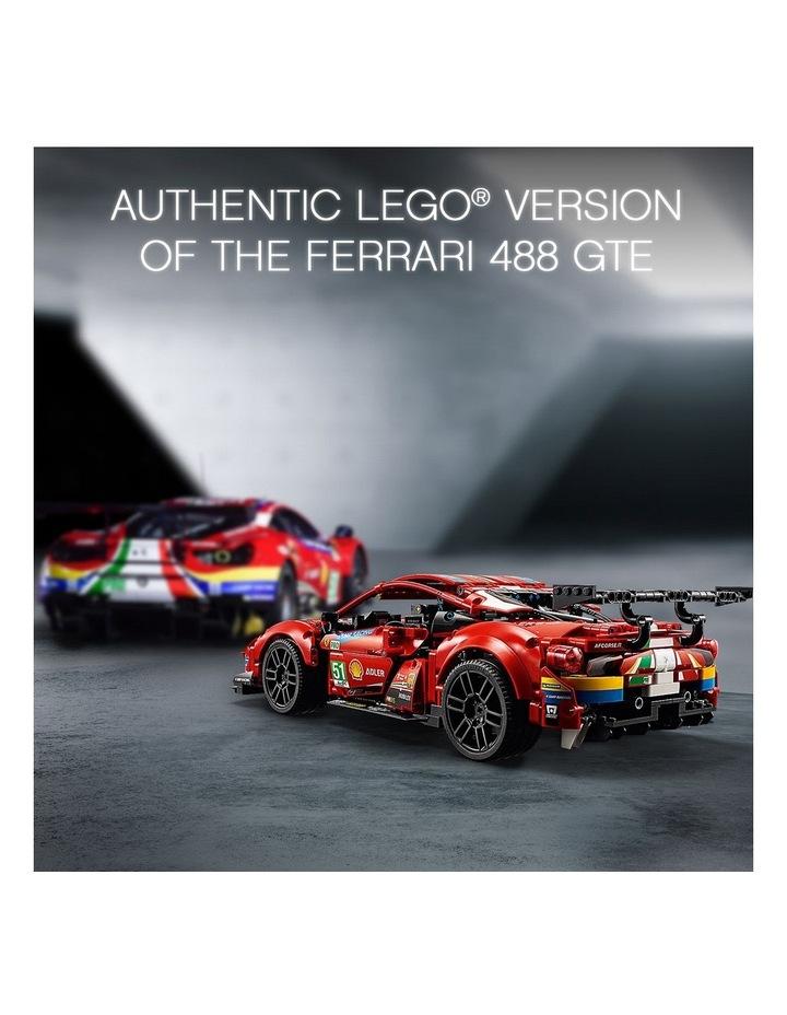 Technic Ferrari 488 GTE AF Corse #51 42125 image 5