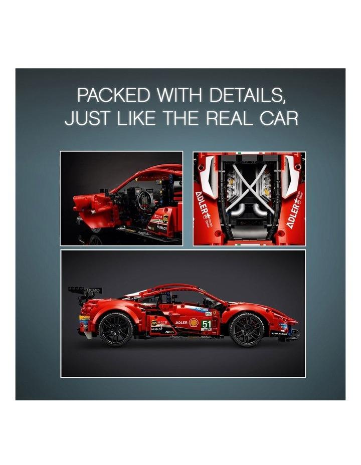 Technic Ferrari 488 GTE AF Corse #51 42125 image 6