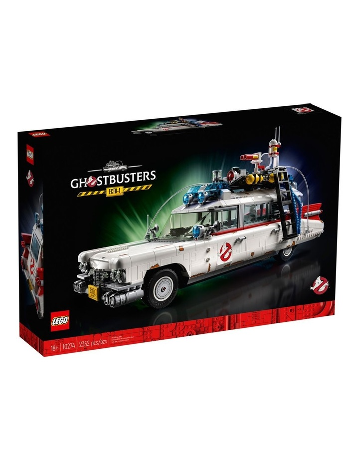 Expert Vehicles Ghostbusters ECTO-1 10274 image 1