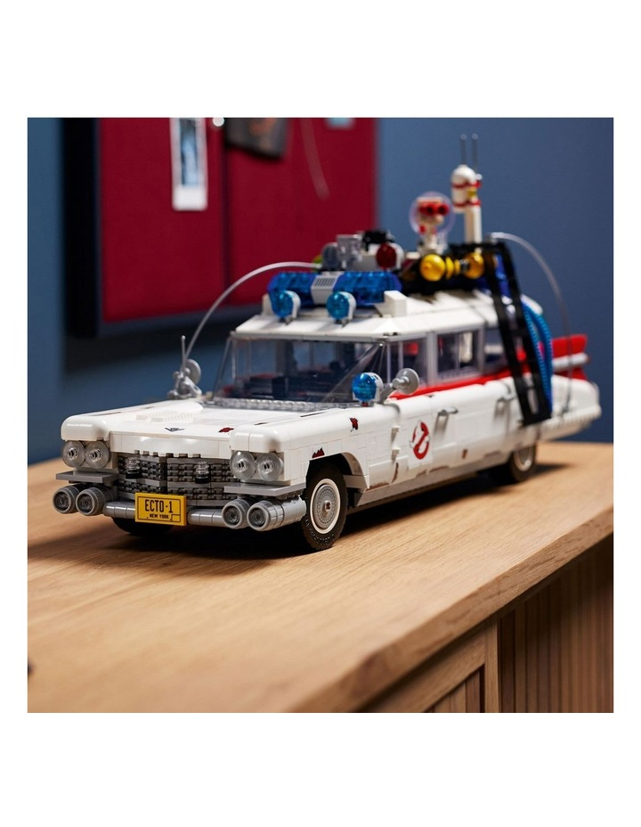 Expert Vehicles Ghostbusters ECTO-1 10274 image 3