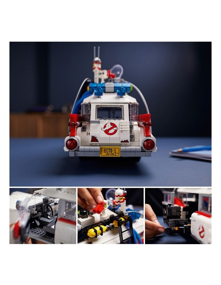 Expert Vehicles Ghostbusters ECTO-1 10274 image 4