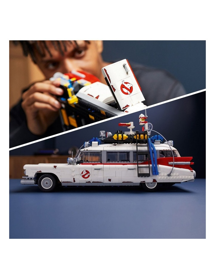Expert Vehicles Ghostbusters ECTO-1 10274 image 5
