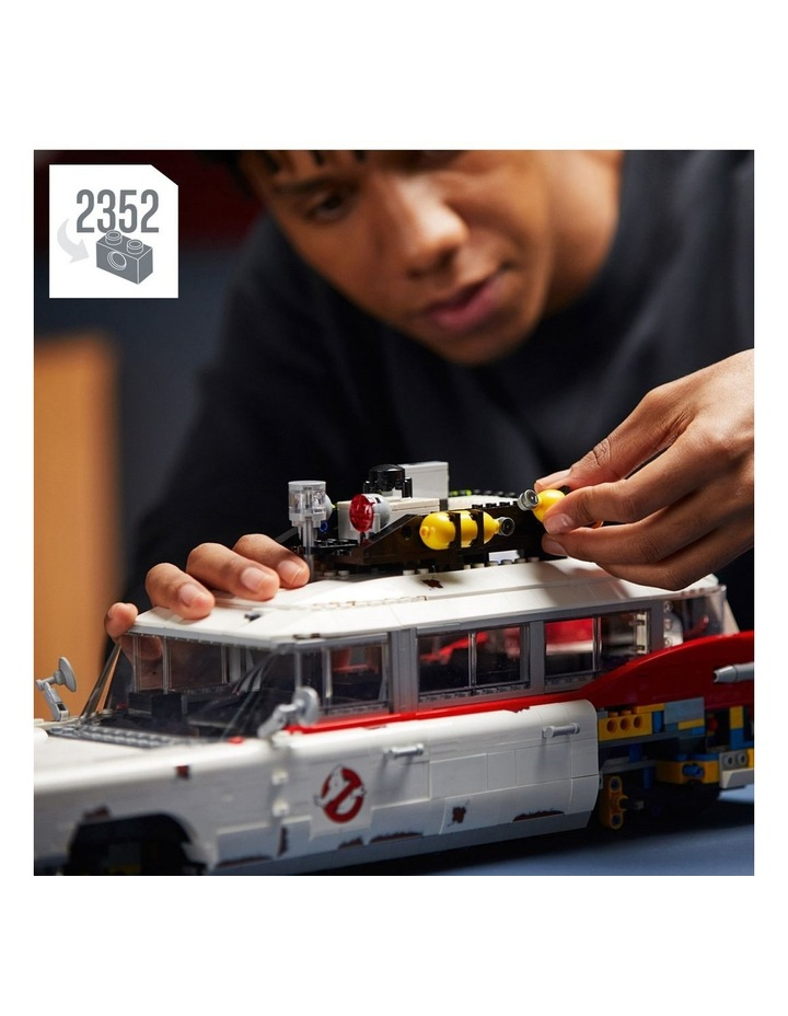 Expert Vehicles Ghostbusters ECTO-1 10274 image 6