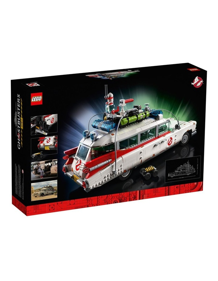 Expert Vehicles Ghostbusters ECTO-1 10274 image 7