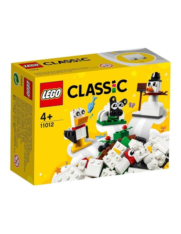 Classic Creative White Bricks 11012 image 1