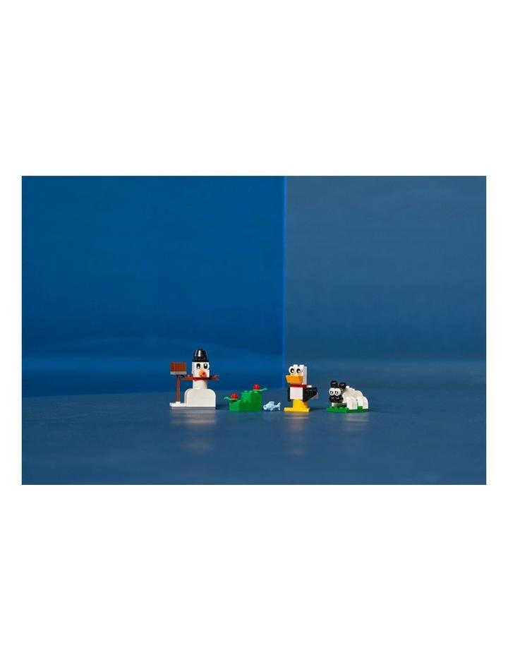 Classic Creative White Bricks 11012 image 2