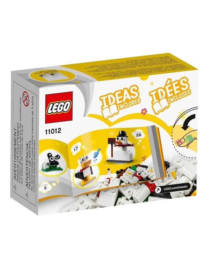 Classic Creative White Bricks 11012 image 7