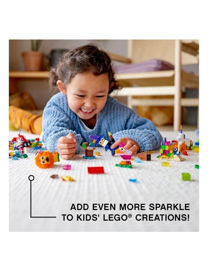 Classic Creative Transparent Bricks 11013 image 3